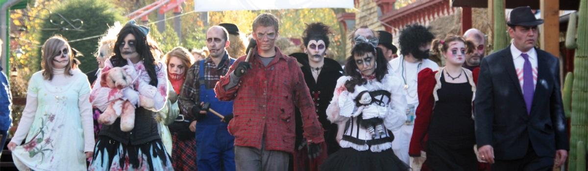 3 neue Horrorattraktionen und neue Show - FORT FEAR Horrorland 2015
