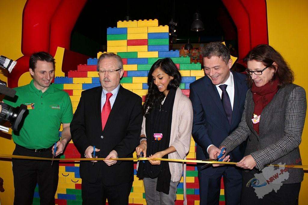 4 Millionen LEGOSteine erobern Oberhausen  News  NRW