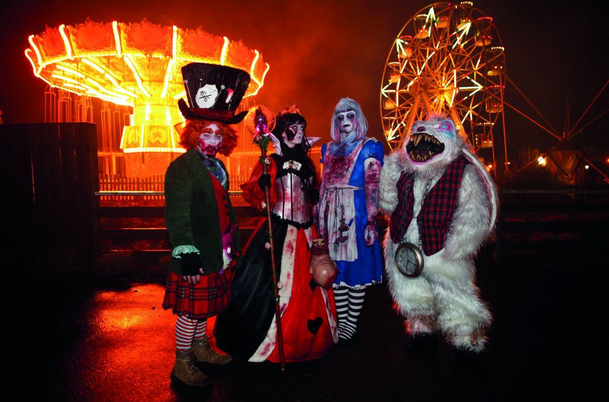 movie park germany feiert erfolgreichstes halloween horror fest news nrw. Black Bedroom Furniture Sets. Home Design Ideas