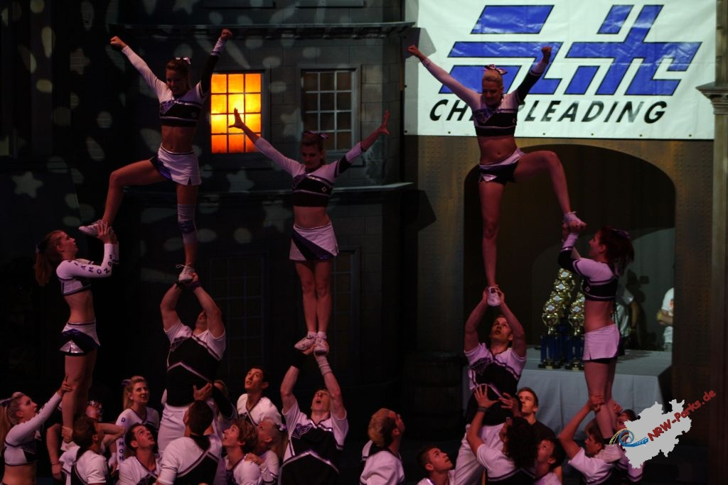 IX. Elite Cheerleading Championship