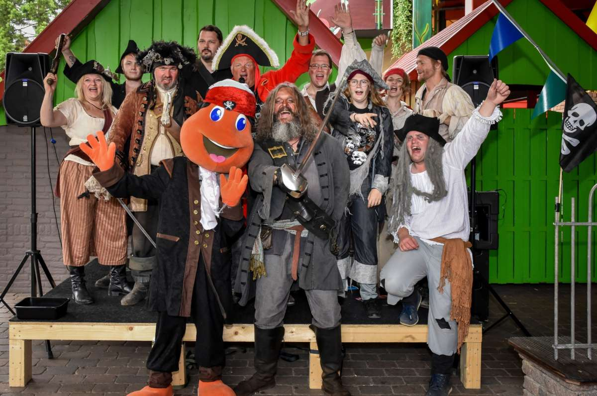 Piratentag in Kernie´s Familienpark