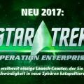 Movie Park Germany enthüllt Logo für neue Star Trek™ Achterbahn in 2017