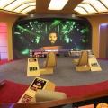 In ferne Galaxien mit Tripel Launch - Star Trek Achterbahn im Movie Park