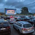 Erstes FORT FUN Autokino zum Auftakt der neuen Veranstaltungsreihe im FORT FUN Abenteuerland