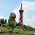 Große Dinosaurier-Erlebniswelt im FORT FUN Abenteuerland vom 30. Juni bis 28. August