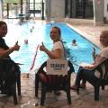 """Auftakt der """"Cross the Oceans Challenge"""" im SEA LIFE Oberhausen - Schwimmen für den Schutz der Meere"""