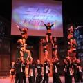 Pyramiden, Würfe und atemberaubende Choreografien