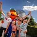 Ferienzeit in Kernie`s Familienpark - mit Zirkustag und Langen Sommerabenden