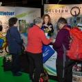 Buntes Urlaubsgeschehen auf der 16. Touristikmesse Niederrhein im Messe- und Kongresszentrum Kalkar