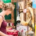 Im Wunderland Kalkar gibt es nun wieder XXL-Outdoor-Trödelmärkte