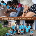FORT FUN Summer School öffnet das Outdoor Klassenzimmer